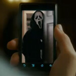 Motorola DROID scores a cameo in Scream 4 trailer