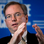 Google's ex-CEO Eric Schmidt cashing out some: $325 million in stocks, and a $100 million equity award