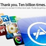 App Store reaches 10 billion app downloads, winner considers iTunes' VP call a prank