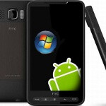 HTC HD2 can now dual-boot Android and WP7