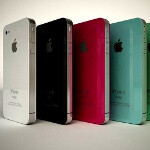 Red, Blue or Pink for your iPhone after a visit to The SmartPhone Clinic