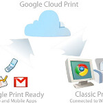 Print on the go with your HTML5 enabled phone and Google Cloud Print