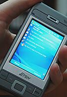 Eten X500 - new Pocket PC GSM