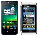 Video samples comparison between the Nokia N8 and the LG Optimus 2X emerges
