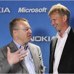 Nokia chairman Jorma Ollila picked Stephen Elop as CEO under threat