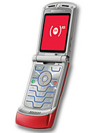 Sprint PCS and Motorola announce the Motorola RED V3m