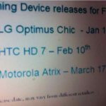 Bell is eying March 17th for its Motorola ATRIX launch