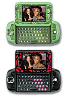 T-Mobile Sidekick 3 Special Editions
