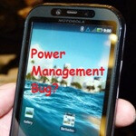 Motorola DROID BIONIC and ATRIX to have power management bugs?