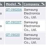 Bluetooth SIG filing shows a fourth variant of the Nexus S; possibly heading to AT&T