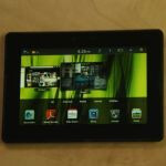 BlackBerry PlayBook video demonstrates corporate capability