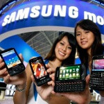Samsung smartphone sales push profit to record levels