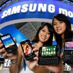 Samsung smartphone sales push profit to record levels