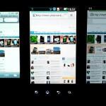 LG Optimus 2X vs Samsung Galaxy S vs Apple iPhone 4: Browser shootout