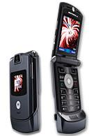 AMPd launches MOTORAZR phone