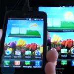 LG Optimus 2X HDMI-out demo