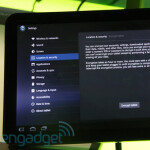 Android Honeycomb adds an 'Encrypt Tablet' security option