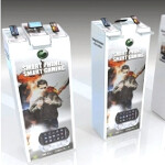 """Sony Ericsson Xperia Play display stand leaks, carries a """"Smart Phone, Smart Gaming"""" slogan"""