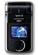 Sanyo M1 hi-end phone for Sprint PCS
