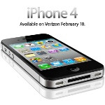Verizon iPhone 4 broke the record for biggest first day sales in Verizon's history between 3AM and 5AM
