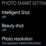 Upcoming Windows Phone 7 Update still won't retain camera settings?