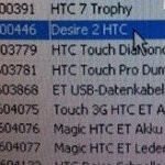 HTC Desire 2 is snapped in the wild & found in Vodafone Germany's inventory system