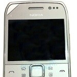 Nokia E6 surfaces in the wild
