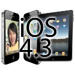 iOS 4.3 to be released on February 14?