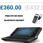 HTC 7 Pro is surprisingly available in the UK via Clove for £360 ($581)