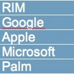 Even as Android widens its lead over Apple in the U.S., the ultimate prize is RIM's slot at number 1