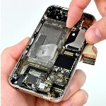 Teardown of Verizon's iPhone 4 shows some interesting details