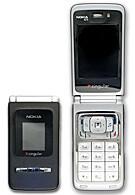 Nokia N75 3G Smartphone for Cingular