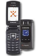 Cingular launches Samsung A707 HSDPA phone