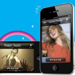 Skype adds support for the Verizon iPhone 4 & TV video calling