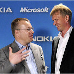 Shotgun marriage of Nokia and Microsoft might be in the works