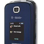 Flip style Samsung T259 is now on sale for $29.99 on-contract through T-Mobile