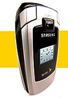 Sprint launches slim Samsung SPH-M500