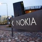 Nokia employees are protesting by walking out of work today