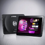 Samsung Galaxy Tab 10.1 Honeycomb tablet detailed with 8MP rear camera
