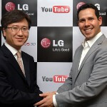 LG and YouTube partner to let you upload and share 3D content, starting with the LG Optimus 3D