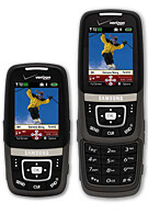 Samsung SCH-U620 - mobile TV phone for Verizon