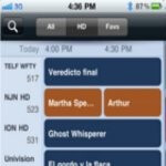 New features found with the latest update for the Verizon FiOS DVR app for the iPhone