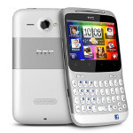 HTC ChaCha dances with Facebook full QWERTY style
