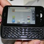 ZTE Amigo is a QWERTY slider with Android 2.2 Froyo