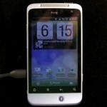 HTC Salsa hands-on