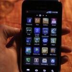 Samsung Galaxy S 4G Hands-on