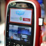 Pathpartner demos 720p mobile Skype calls