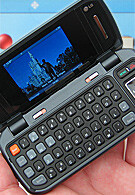 LG enV VX-9900 Hands-on