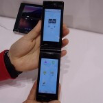 Can you hear an echo? Fujitsu to make dual touchscreen handset