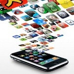 App Store dominates mobile markets revenue chart